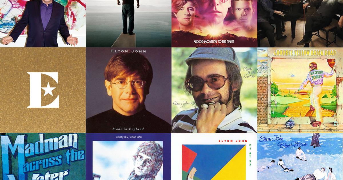 Greatest Hits 1970-2002 - Elton John